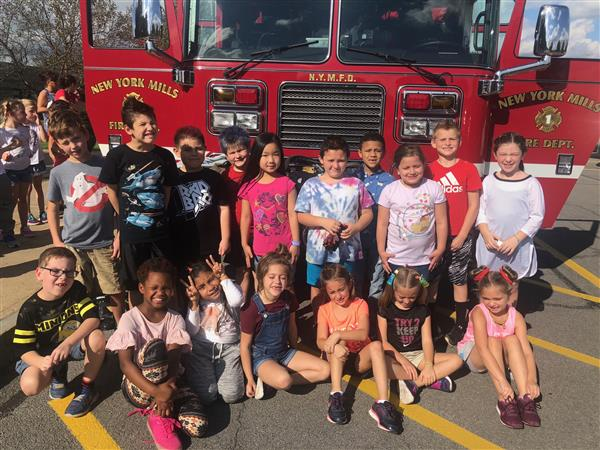 Fire Prevention Day!