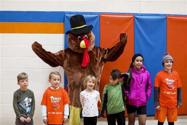46th Annual Turkey Trot Photos