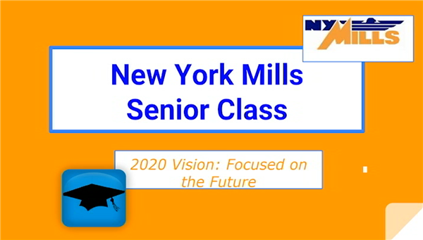 New York Mills Class of 2020 Tribute